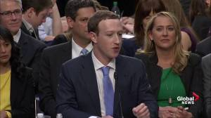 Zuckerberg: Facebook's responsibility is to build services good for society