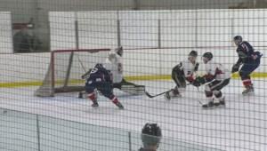 HIGHLIGHTS: MMJHL Quarterfinals Transcona vs St. Vital – March 13