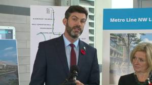 Lewis Estates to downtown Edmonton will be 30-minute LRT commute: Don Iveson