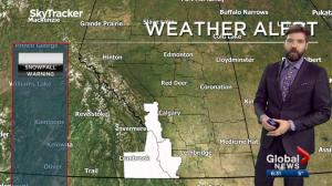 Edmonton Weather Forecast: March 12
