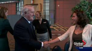 Former Prime Minister Brian Mulroney says Energy East in national interest