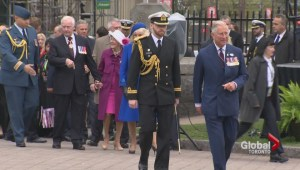 Royal tour touches down in eastern Canada