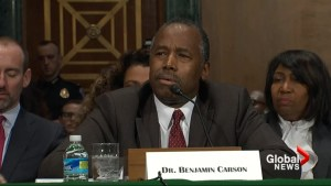 Ben Carson grilled over Trump's possible conflicts of interest with housing programs