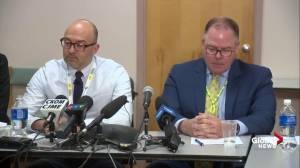 Hospital won't comment about about Humboldt Broncos patient mix-up