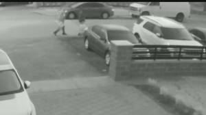 Caught on video: gas theft in Surrey