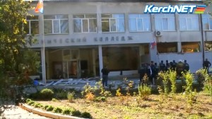 Witnesses describe attack at Crimea college