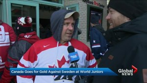 Canadian hockey fans descend upon Buffalo ahead of World Juniors Gold medal game