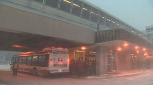 Cold-related Toronto transit delays continue