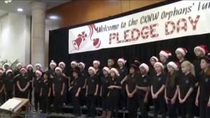40th annual CKNW Orphan's Fund pledge day