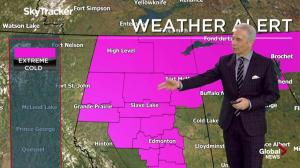 Edmonton weather: Feb. 18, 2019