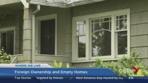Where We Live: Foreign ownership and empty homes – Part 4