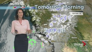 BC Evening Weather Forecast: Feb 20