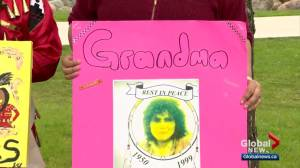 Lethbridge family advocates for MMIWG to honour grandmother killed 20 years ago