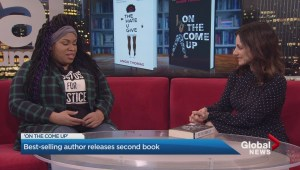 NYT bestselling author Angie Thomas