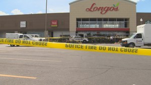 Suspects set fire in Vaughan grocery store