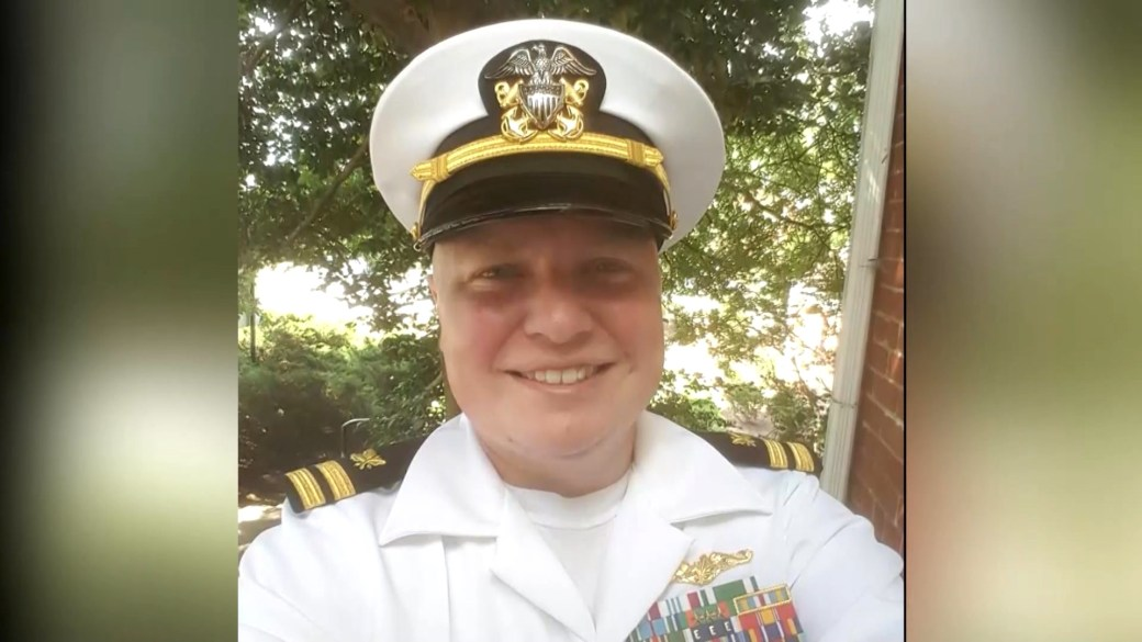 Click to play video 'Transgender military member disappointed over Supreme Court upholding transgender ban'
