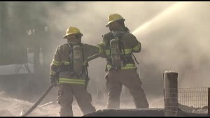 Fire destroys barn at Sandy Pines Wildlife Centre in Napanee