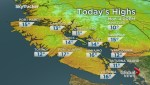 BC Evening Weather Forecast: Mar 12