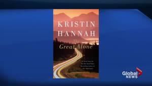 Author Kristin Hannah's personal connection to Alaska