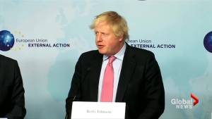 EU leaders plea with Donald Trump to preserve Iran nuclear deal