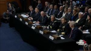 Heads of US intelligence services unanimous in their opinion that Russia interfered in election