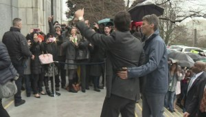 Did Vancouver Mayor Gregor Robertson 'push' Prime Minister Justin Trudeau?