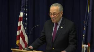 Sen. Chuck Schumer says full Mueller report should be made public