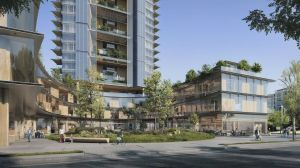 Proposal to build world's tallest wood tower in Vancouver