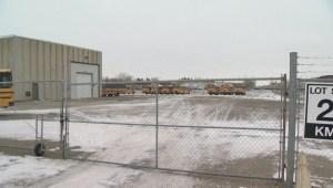 Thieves target Regina school buses