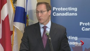 Peter Mackay defends Prevention of Terrorist Act in Halifax