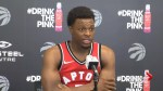 Raptors' Kyle Lowry says athletes are human beings and citizens first
