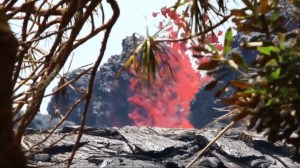 Lava from Hawaii's Kilauea volcano reaches geothermal plant
