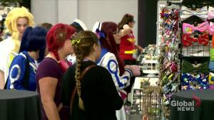 Anime convention taking over TCU Place in Saskatoon