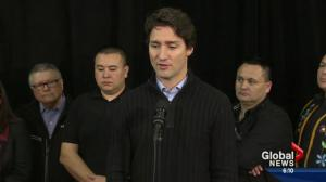 Prime Minister visits La Loche