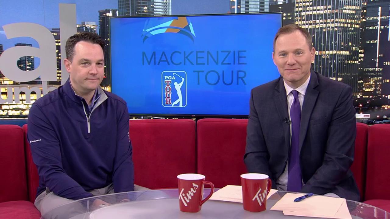 PGA Tour Canada in Vancouver