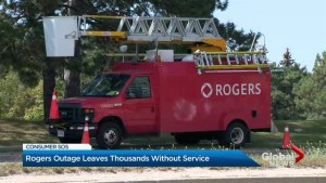Rogers internet, cable outage affects thousands in Toronto