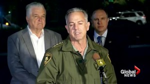 Las Vegas police provide initial details on concert shooter