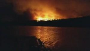 Wildfire concerns in northwest B.C.