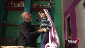 Parents of autistic child desperate for help