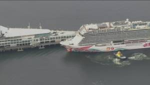 Keeping up with the cruise ship season