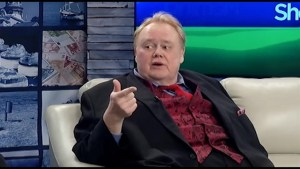 Renown comedian Louie Anderson visits The Morning Show