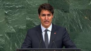 Analysis: Trudeau at the UN