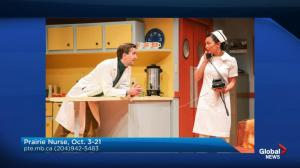 'Prairie Nurse' tells an immigration story with a comedic twist