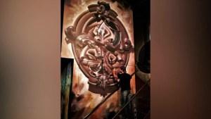 Kingston artist Shane Goudreau