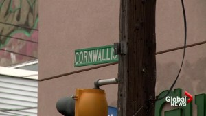 Cornwallis Street name being revisited