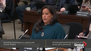 Wilson-Raybould describes moment conversations with PM on SNC-Lavalin became 'inappropriate'