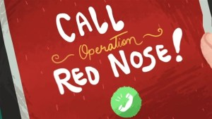 Volunteers launch Operation Red Nose ahead of holiday season
