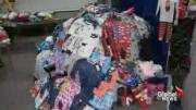 Play video: Pajama donations bring comfort and hope to those in need in Waterloo Region