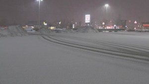 Chilliwack snow ahead of winter storm warnings