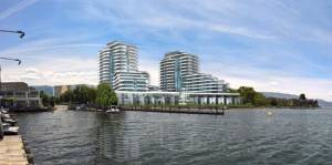 Kelowna developer planning to build skyward on lakeshore